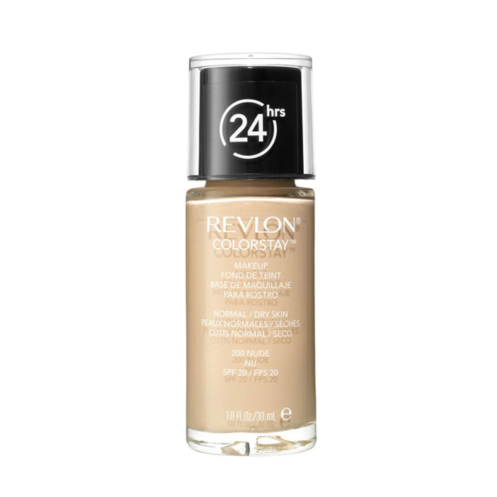 Revlon Colorstay Makeup Normal Dry Skin - 200 Nude 30ml