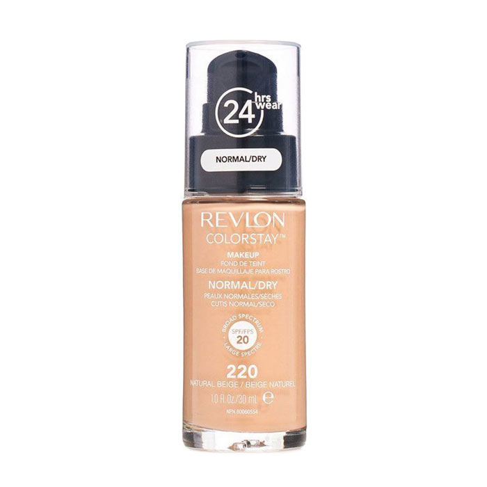 Revlon Colorstay Makeup Normal Dry Skin - 220 Natural Beige 30ml