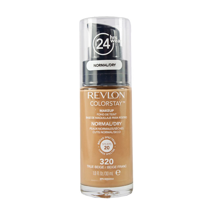 Revlon Colorstay Makeup Normal Dry Skin - 320 True Beige 30ml