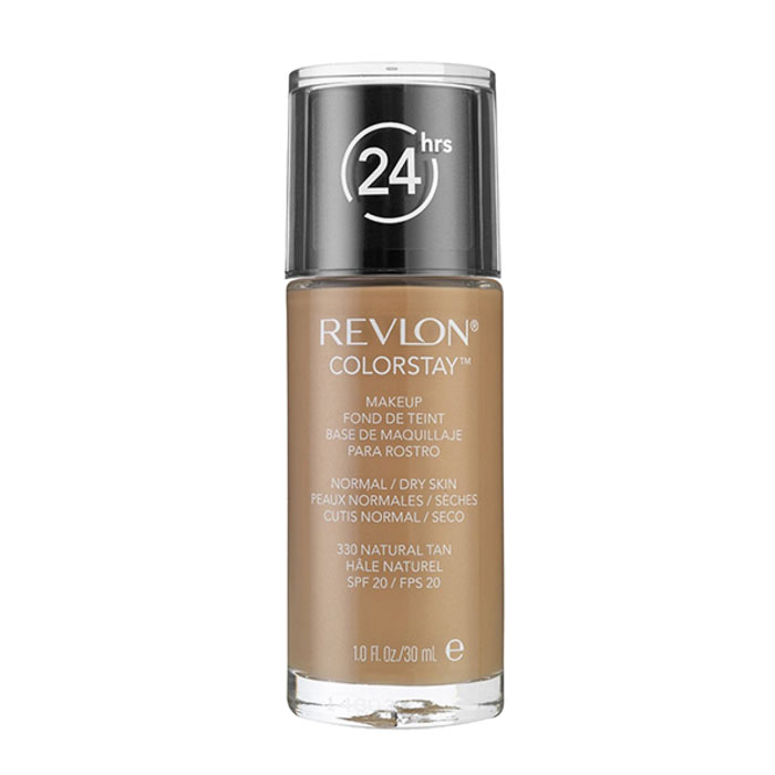 Revlon Colorstay Makeup Normal Dry Skin - 330 Natural Tan 30ml