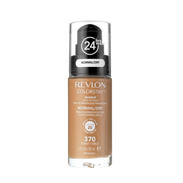 Revlon Colorstay Makeup Normal Dry Skin - 370 Toast 30ml