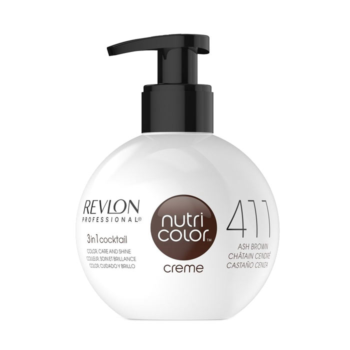 Revlon Nutri Color Creme 411 Brown 250ml