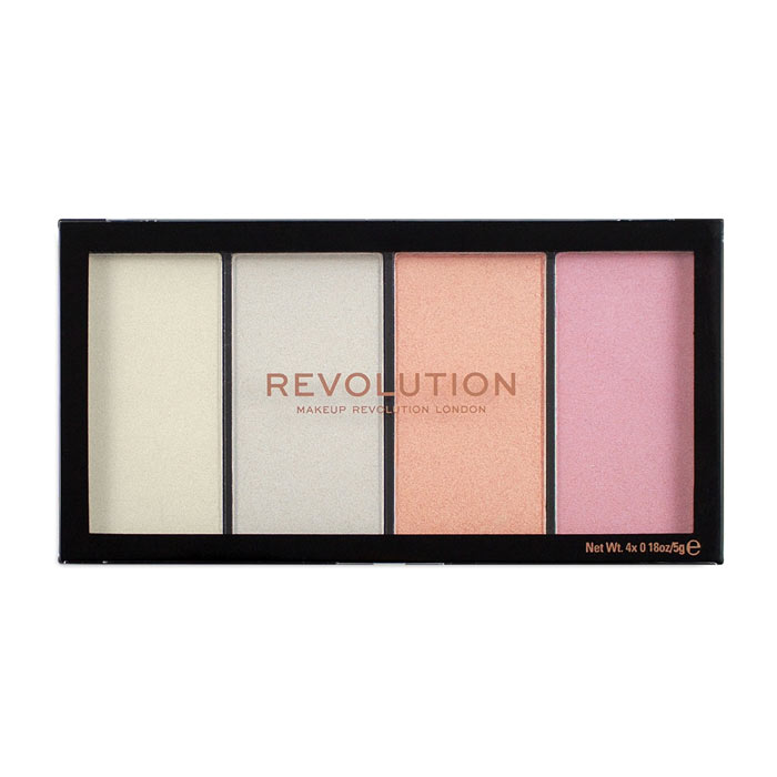 Makeup Revolution Re-Loaded Lustre Lights Cool