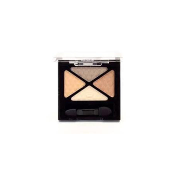 Rimmel London Glam Eyes Quad Eye Shadow 019 Sun Safari