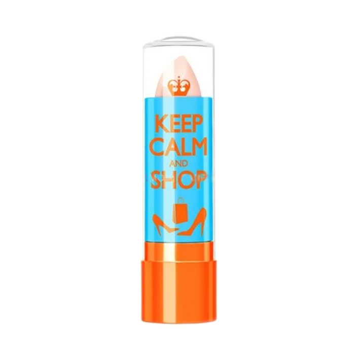 Rimmel London Keep Calm&Shop Lip Balm Clear 3,8g