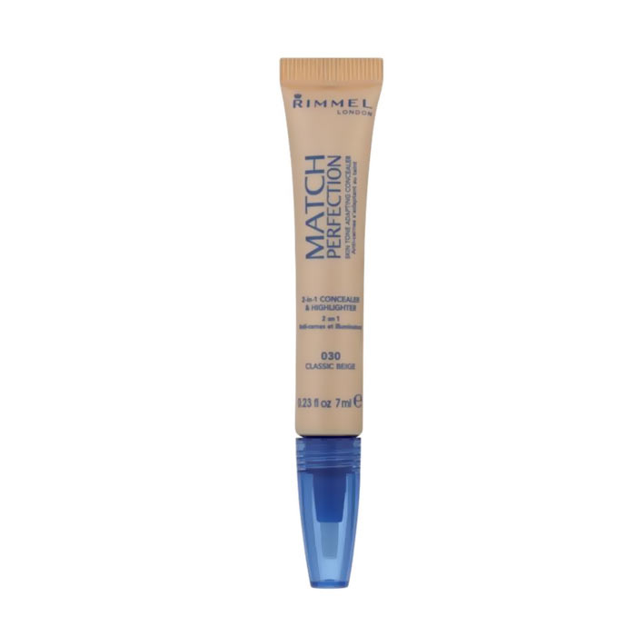 Rimmel Match Perfection Illuminating Concealer 030 Classic Beige 7ml
