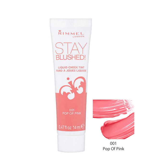 Rimmel Stay Blushed! 001 Pop Of Pink 14ml