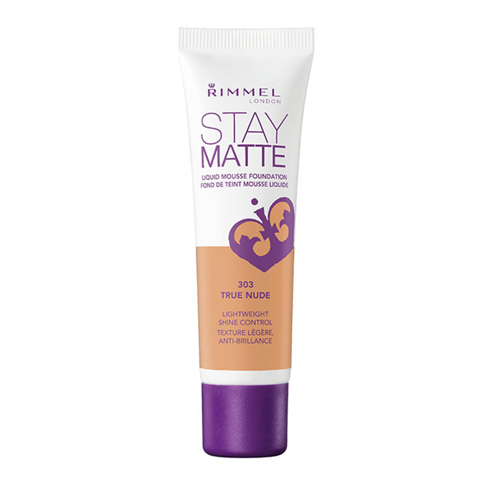 Rimmel Stay Matte Foundation 303 True Nude 30ml