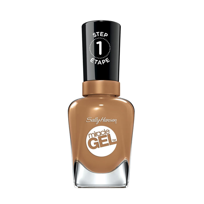 Swish Sally Hansen Miracle Gel Nail Polish 14.7ml - 430 Créme De La Créme