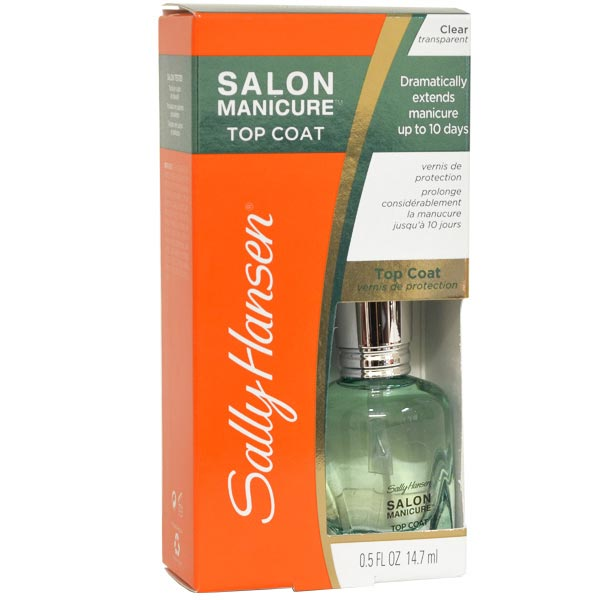 Sally Hansen Salon Manicure Top Coat 14.7ml