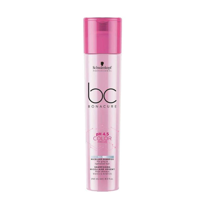 Schwarzkopf BC Color Freeze Silver Shampoo 250ml