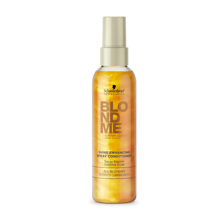 Schwarzkopf Blond Me Shine Enhancing Spray Conditioner 150ml