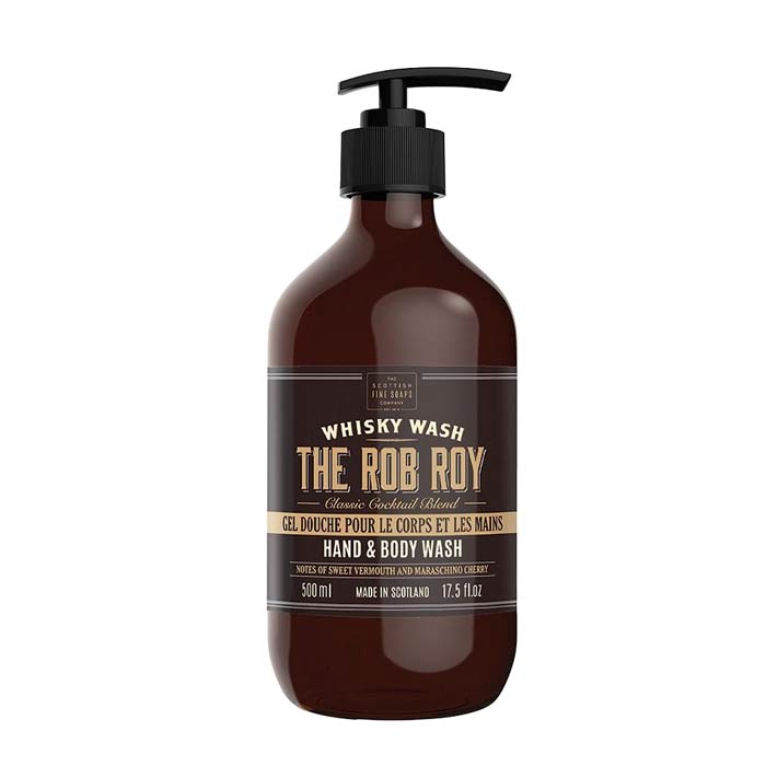 Scottish Fine Soaps Rob Roy Hand & Body Wash 500ml