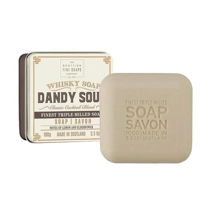 Swish Scottish Fine Soaps Soap Bar Rusty Nail 100g