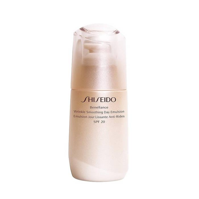 Shiseido Benefiance Wrinkle Smoothing Day Emulsion 75ml