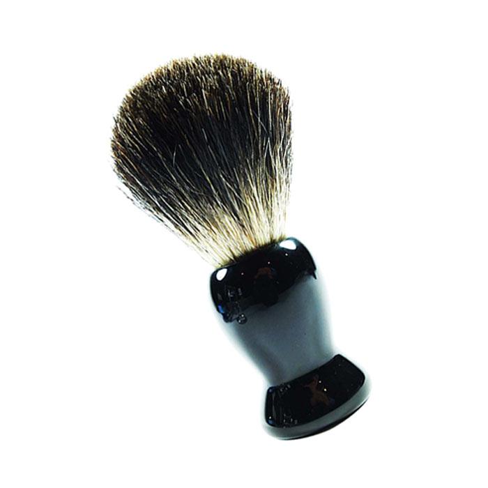 Sovereign Pure Badger Shaving Brush Black