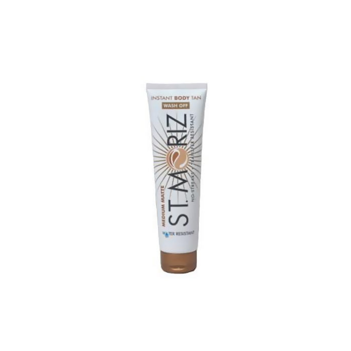 St Moriz Instant Body Tan Wash Off Medium 150ml