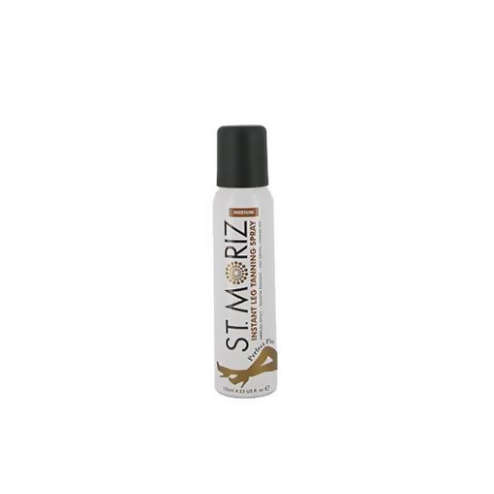 St Moriz Instant Leg Tanning Spray Medium 125ml