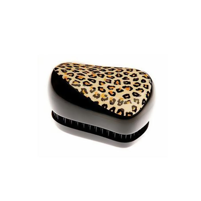 Tangle Teezer Compact Styler Leopard Black