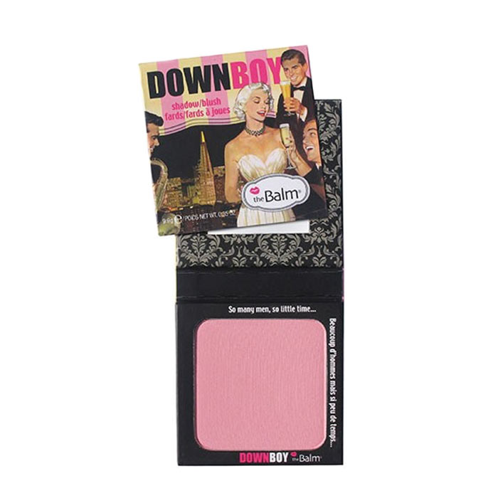 theBalm Down Boy Shadow & Blush 9,9g