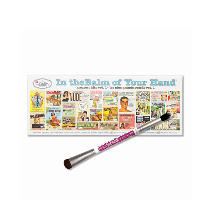theBalm Eyeshadow Kit