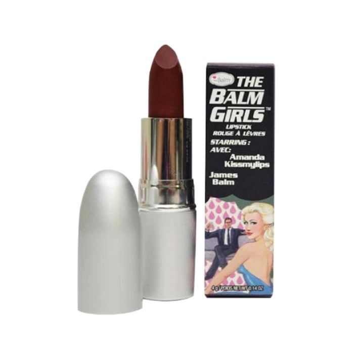 theBalm Girls Amanda Kiss My Lips 4g