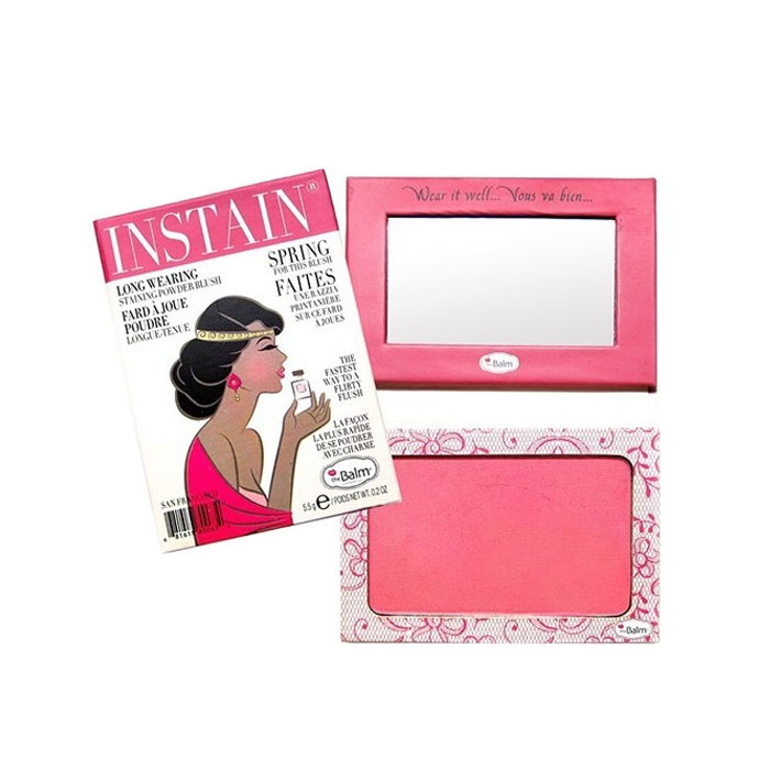 theBalm Instain Lace Blush 6,5g