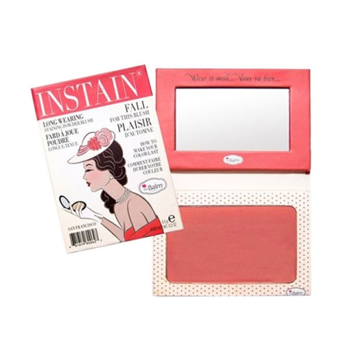 theBalm Instain Swiss Dot Blush 6,5g