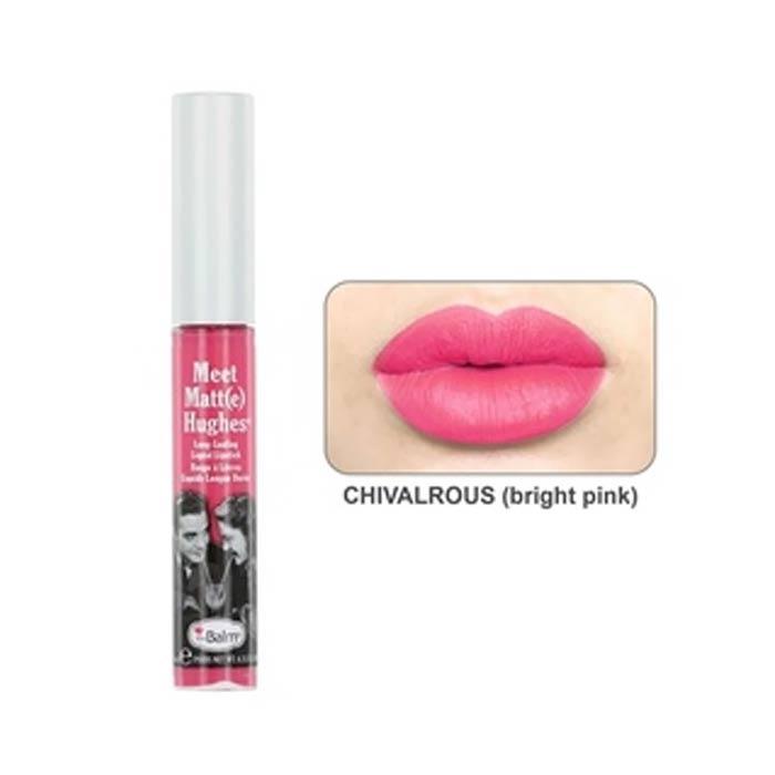 theBalm Meet Matt(e) Hughes Lipstick Chivalrous 7.4ml