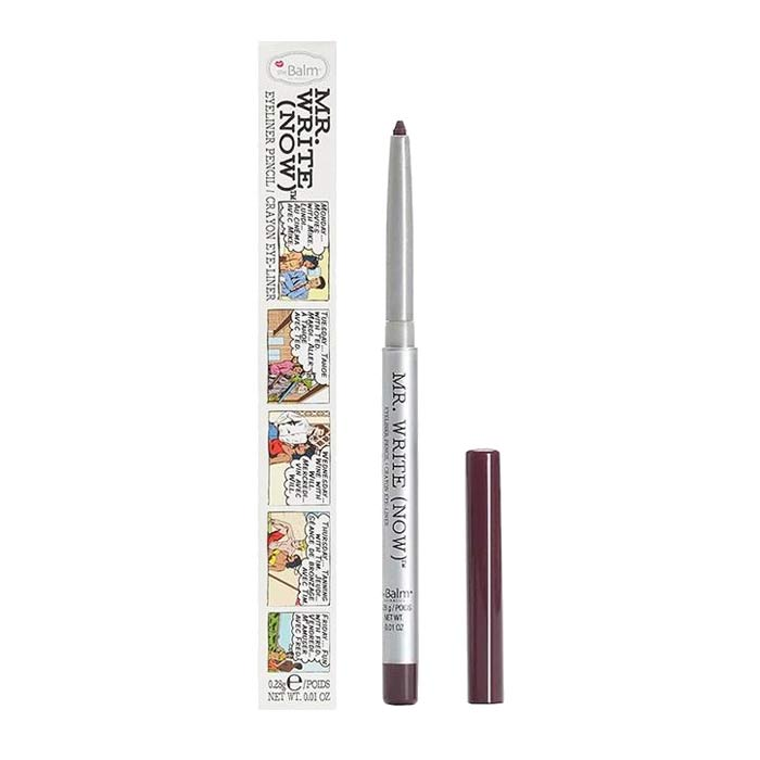 theBalm Mr Write Now Eyeliner Scott Bordeaux 0,28g