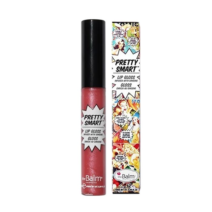 theBalm Pretty Smart Lip Gloss-Zaap 6,5ml