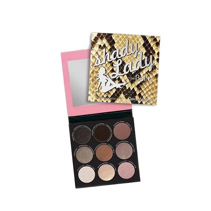theBalm Shady Lady Special Edition Pallete 19,8g