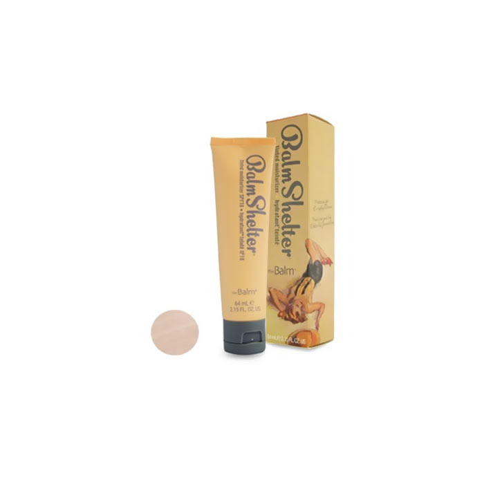theBalm Tinted Moisturizer SPF18 light 64ml
