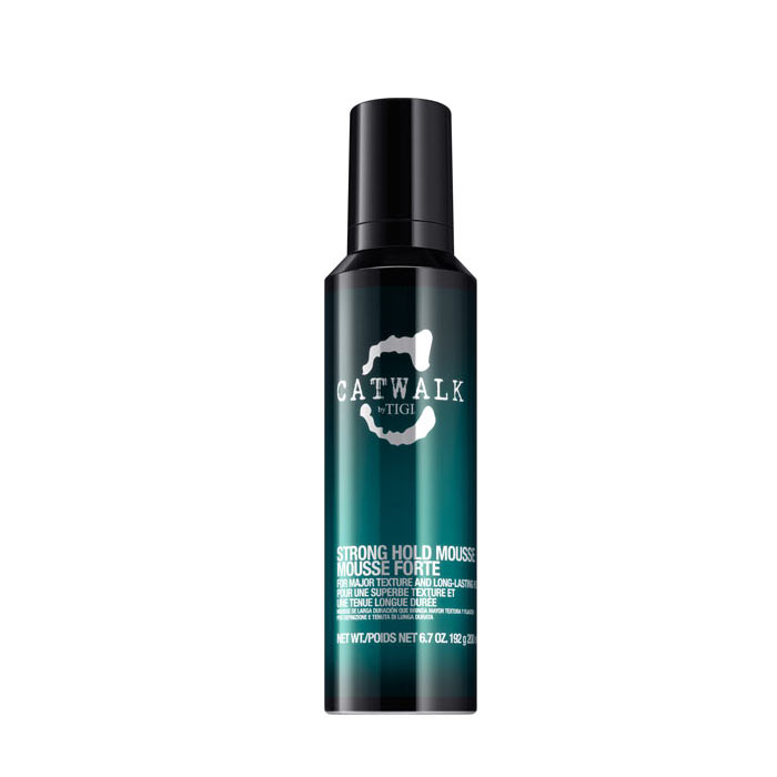 Tigi Catwalk Curlesque Strong Mousse 200ml