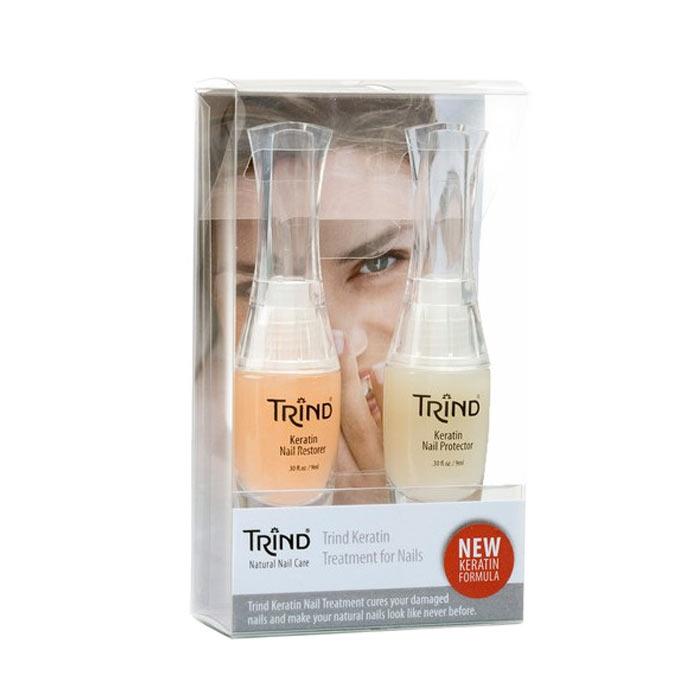 Trind Keratin Treatment Set