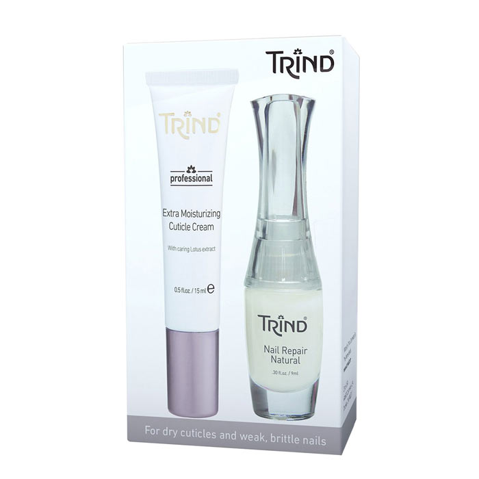 Trind Nail Repair and Cuticle Cream Kit