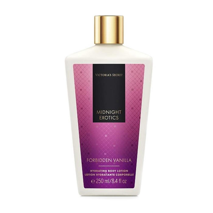 Victorias Secret Forbidden Vanilla Hydrating Body Lotion