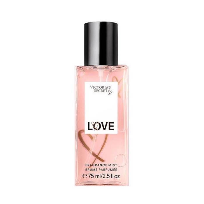Victorias Secret Love Fragrance Mist 75ml
