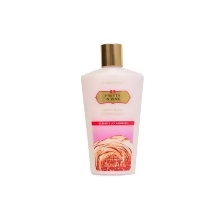 Victorias Secret Pretty In Pink Hydrating Body Lotion 250ml