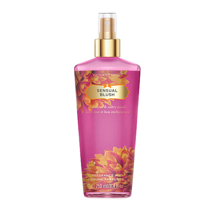 Victorias Secret Sensual Blush Fragrance Mist 250ml