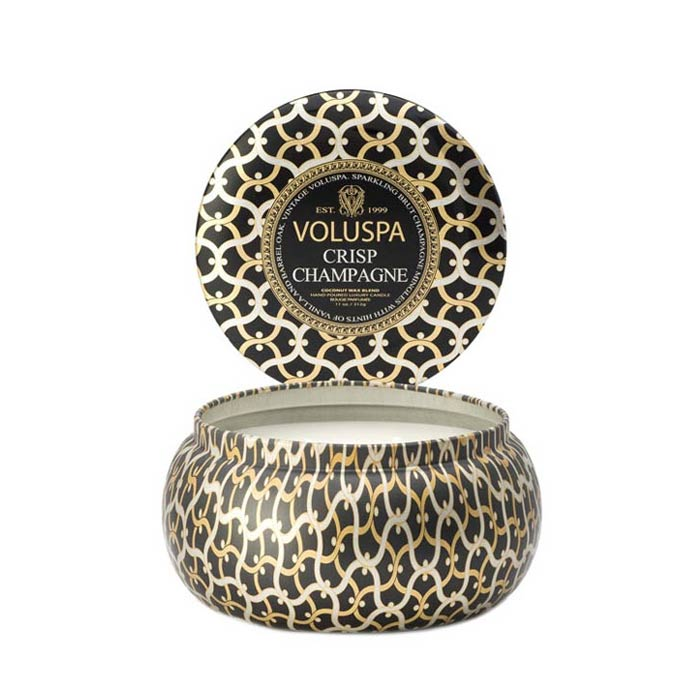 Swish Voluspa 2-Wick Maison Metallo Candle Macaron 312g