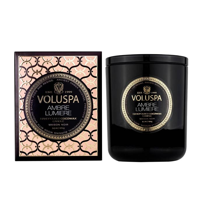 Swish Voluspa Classic Maison Candle Pomegranate Blood Orange 340g