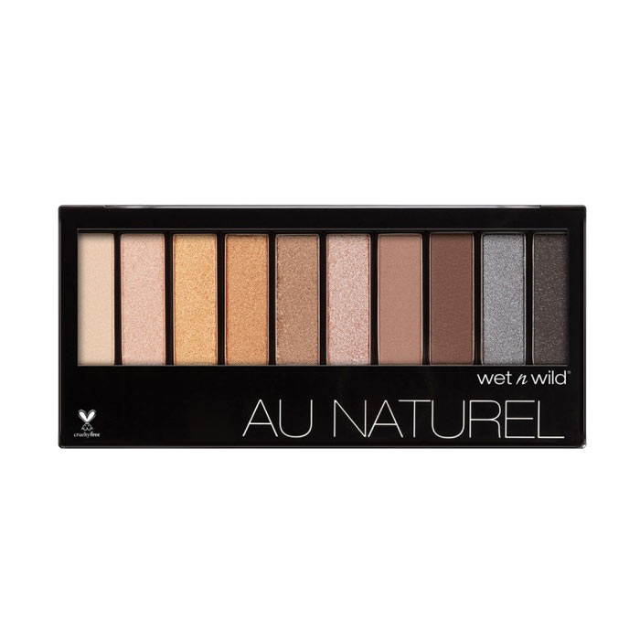 Wet n Wild Color Icon 10 Pan Eyeshadow Palette Bare Necessities 8,1g