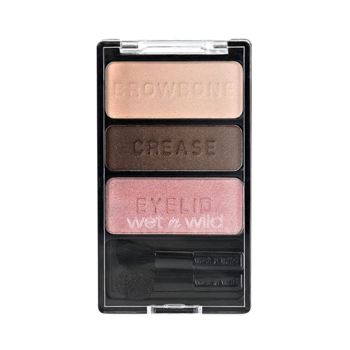 Wet n Wild Color Icon Eyeshadow Trio Sweet As Candy 1,7g