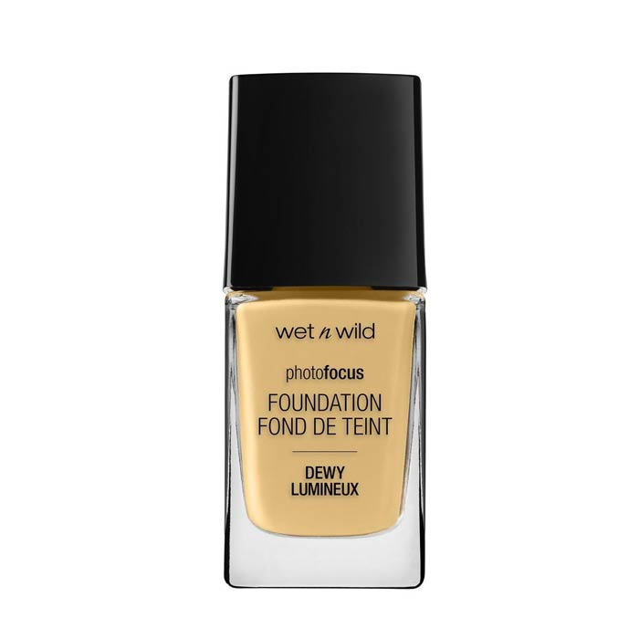 Wet n Wild Photo Focus Dewy Foundation - Golden Beige