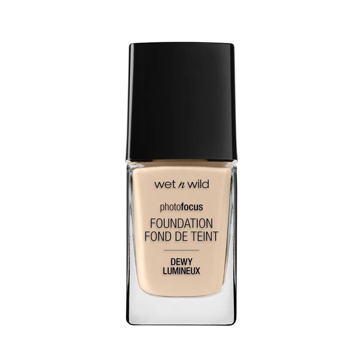 Swish Wet n Wild Photo Focus Dewy Foundation - Golden Beige