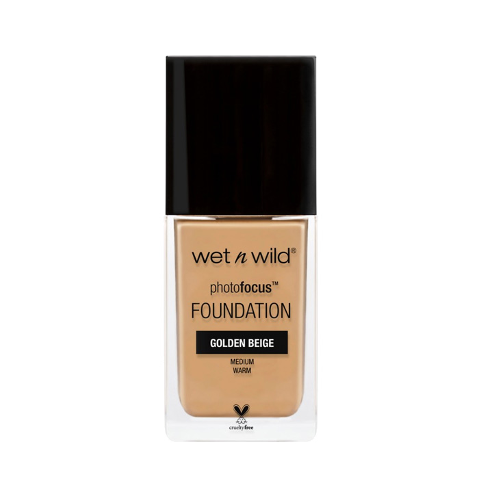 Wet n Wild Photo Focus Foundation Golden Beige 30ml