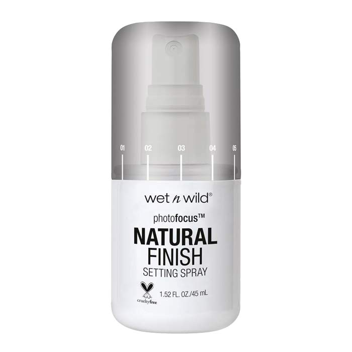 Wet n Wild Photo Focus Setting Spray - Natural Finish