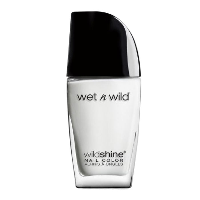 Wet n Wild Wild Shine Nail Color French White Créme
