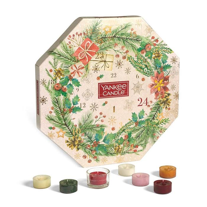 Yankee Candle Adventskalender Advent Wreath 2020